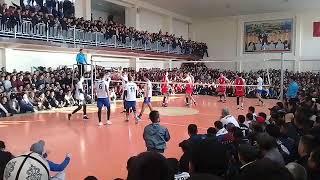 Волейбол Кыргызстан Uzbekistan.