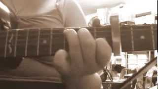 The Only Exception Guitar Tutorial