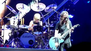 Foo Fighters - Cold Day In The Sun - Safeco Field - Seattle - 9-1-2018