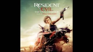 """Paul Haslinger - """"Why Am I Alive"""" (Resident Evil: The Final Chapter OST)"""
