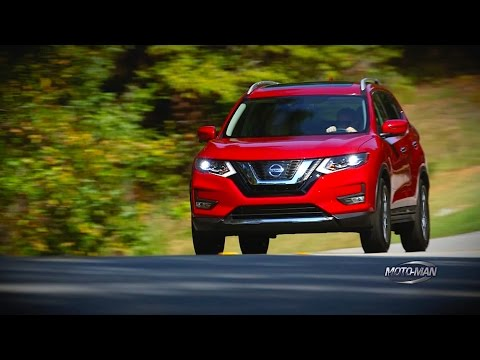 2017 Nissan Rogue Hybrid FIRST DRIVE REVIEW (2 of 2)