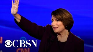 2020 Daily Trail Markers: Klobuchar raises $1.1 million in 24 hours after Democratic debate