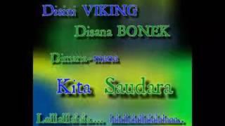Bonek-Viking Kita Saudara