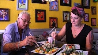 Playa Del Carmen Restaurants-babe's Noodles & Bar