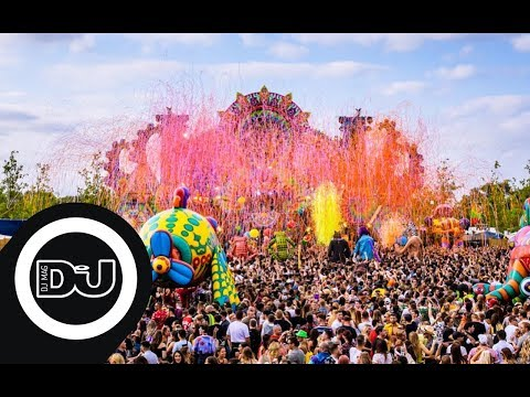 wAFF LIVE from Elrow Town London