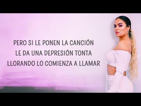 KAROL G - Tusa   Letra ft Nicki Minaj