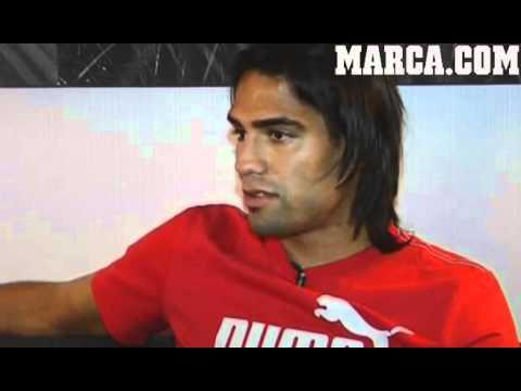 """Falcao: """"Estaba predestinado para el Calderón"""""""