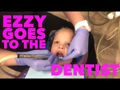 ESME GOES TO THE DENTIST