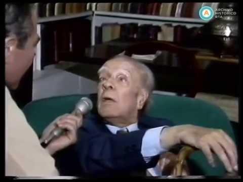 Borges habla la revolución rusa, de cine soviético y de futbol, 1981