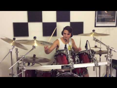 MAGIC! - Red Dress - Drum Cover