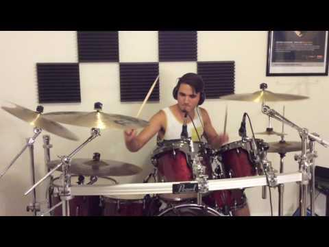 MAGIC! - Red Dress - Drum Cover