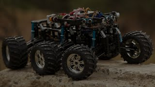 MINDS-i Robotics - The 6x6 Chassis