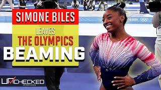 Simone Biles Is Tougher Than Her Critics