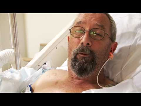 Baltimore Hospital:  Il est dans une situation critique !