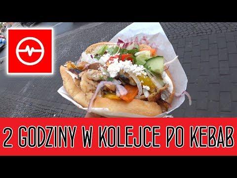 2 Godziny W Kolejce Po Kebab - Mustafa's Gemuse Kebab Berlin