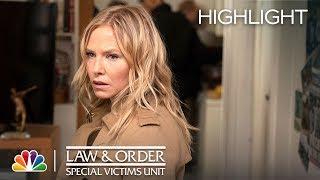 Benson Reckons with Cassidy's Secret - Law & Order: SVU (Episode Highlight)