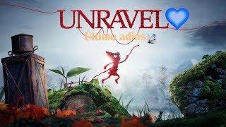 UNRAVEL - Ep.11 La última hoja y último capitulo de este maravilloso juego! :D
