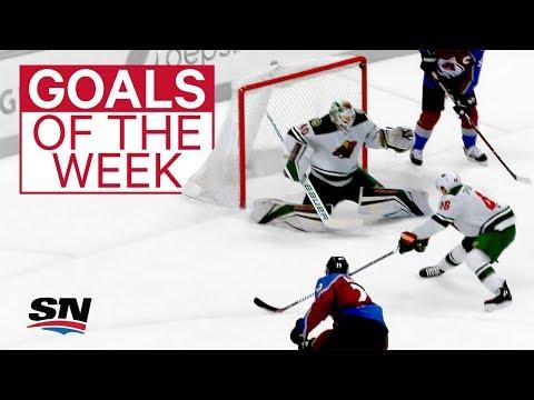 NHL Goals of the Week:  MacKinnon's magic