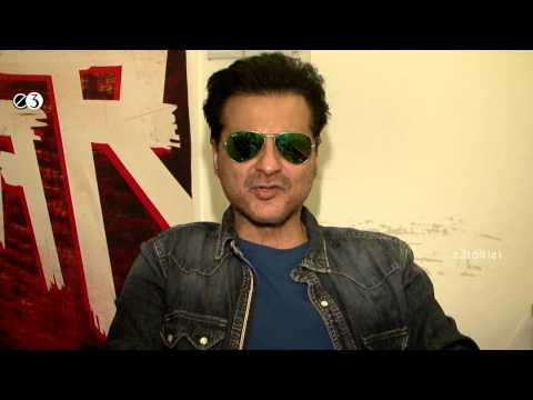 Interview With Sanjay Kapoor For Film Tevar