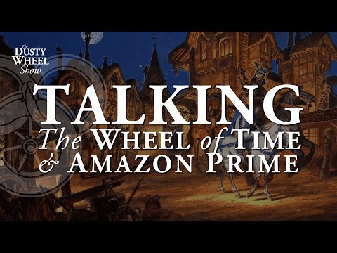 NEW: Talking Wheel of Time & Amazon Prime with The Innkeeper
