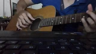 Bằng Lăng Tím - Guitar Cover Hiếu KC