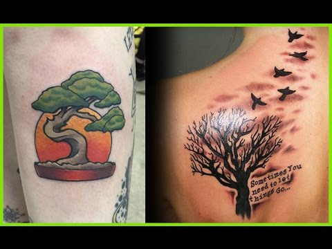Los Mejores Tatuajes De Arboles Youtube