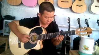Bước chân lẻ loi - Guitar solo