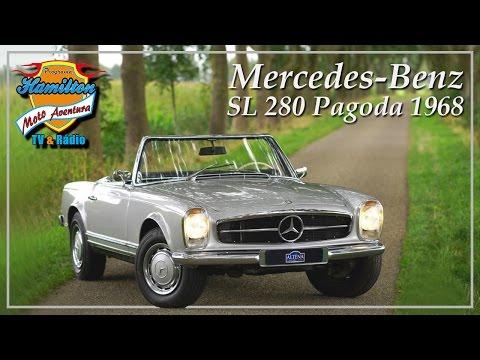 Mercedes-Benz SL 280 Pagoda 1968