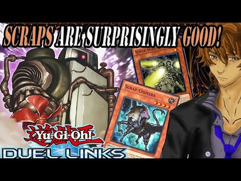 SCRAP ARCHETYPE SURPRISINGLY GOOD! | YuGiOh Duel Links