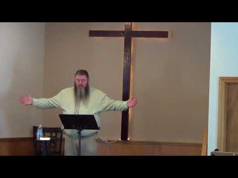 "Freetown Nazarene- Pastor Scott reads ""This is Sunday"" by Rev Craig Rench"