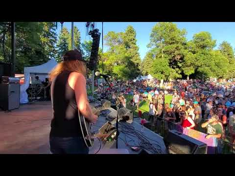 """Elbow Grease"" - Scott Pemberton Band LIVE at Sweet Pea Music Festival (Bozeman, MT)"