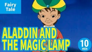 ALADDIN AND THE MAGIC LAMP (ENGLISH) Animation of World's Fairytale...