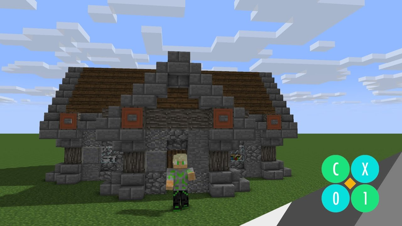 Minecraft Building House Youtube