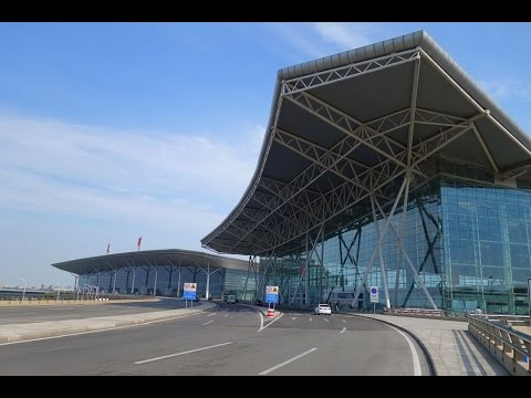 Avire Supplies Tianjin Aiport LCD Displays