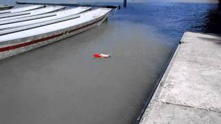 Joysway SEA RIDER Brushless Mini Catamaran Boat 03.07.2011