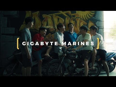 Unlocked: GIGABYTE Marines