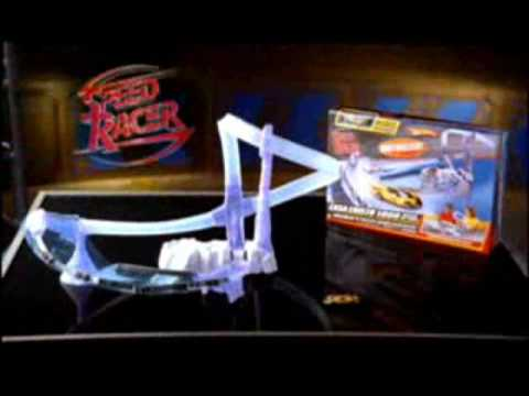 Hot Wheels Speed Racer Casa Cristo 5000