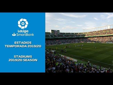 Estadios De LaLiga SmartBank 2019/20   Estadios De Segunda División