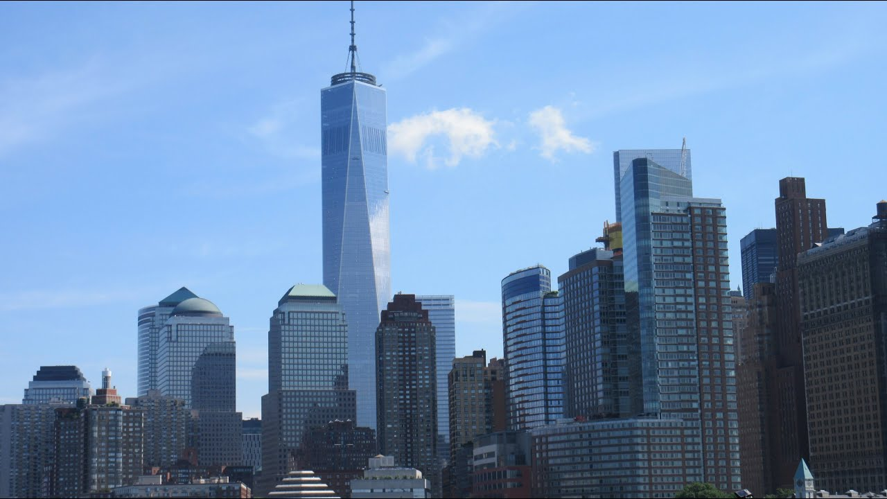 How Many Buildings In New Wtc