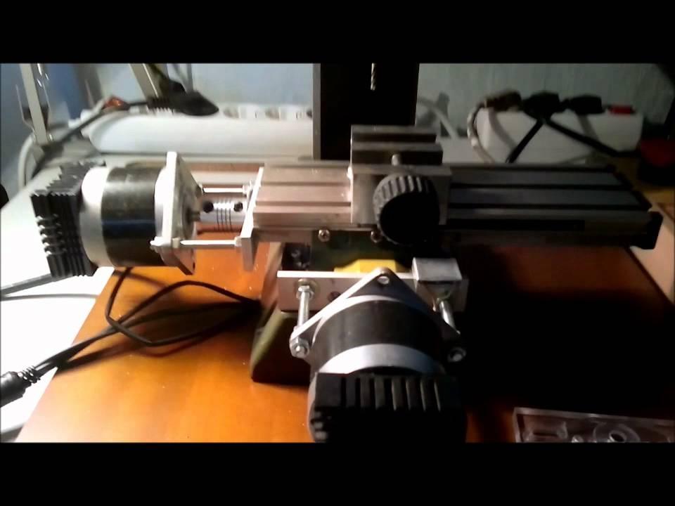 proxxon mf70 cnc umbau youtube. Black Bedroom Furniture Sets. Home Design Ideas