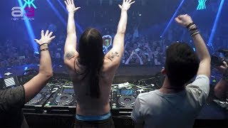 Steve Aoki 'Birthday Party' With Lush & Simon