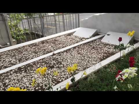 Kemal Sunal'ın Mezarlıgı