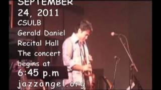 Boplicity2011 Presents Saxophonist Jeff Kashiwa