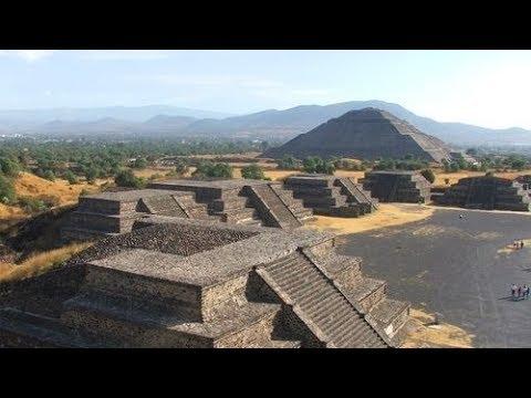 Pyramide de Teotihuacan, les secrets enfouis