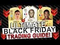 ULTIMATE BLACK FRIDAY MARKET CRASH TRADING GUIDE! | TRADING TO GLORY #31 | FIFA 19 ULTIMATE TEAM
