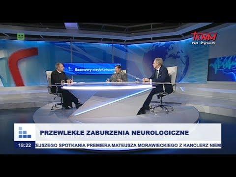 Rozmowy niedokończone: Przewlekłe zaburzenia neurologiczne cz.I