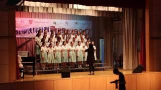 學校合唱教學伙伴計劃音樂會2017 港九街坊婦女會孫方中書院