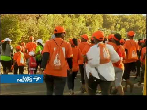 4th Fun Big Walk takes place in Pretoria