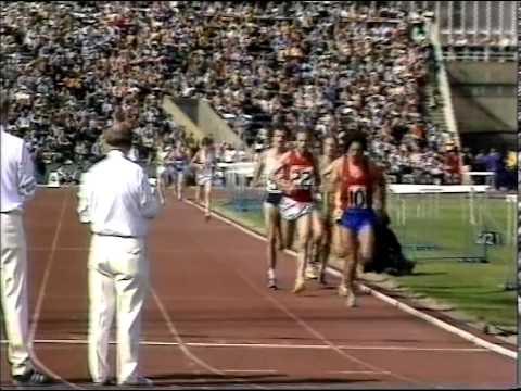 1979 AAA 5000m Mike McLeod and 2 Mile world record Steve Ovett