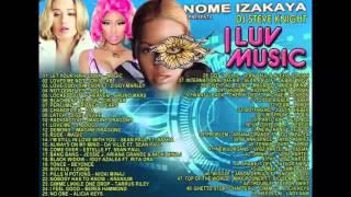 Nomé Izakaya Present DJ Steve Knight - I Luv Music (Mixtape 2015)
